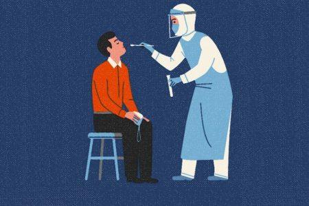 COVID-19 health check